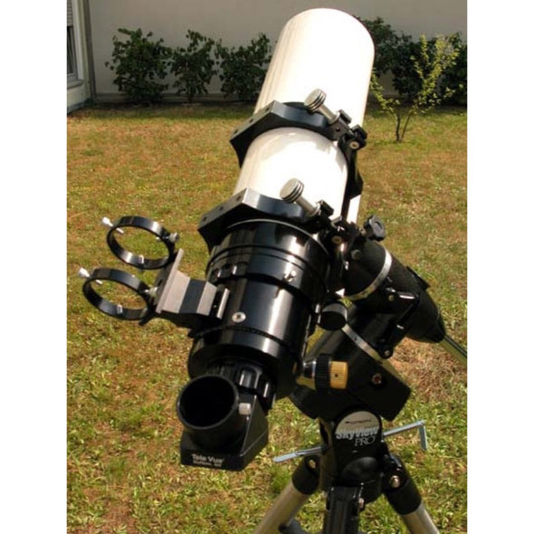 "APM LZOS 105mm F/6.2 Triplet APO Refractor - 3.5"" Feather Touch-2"
