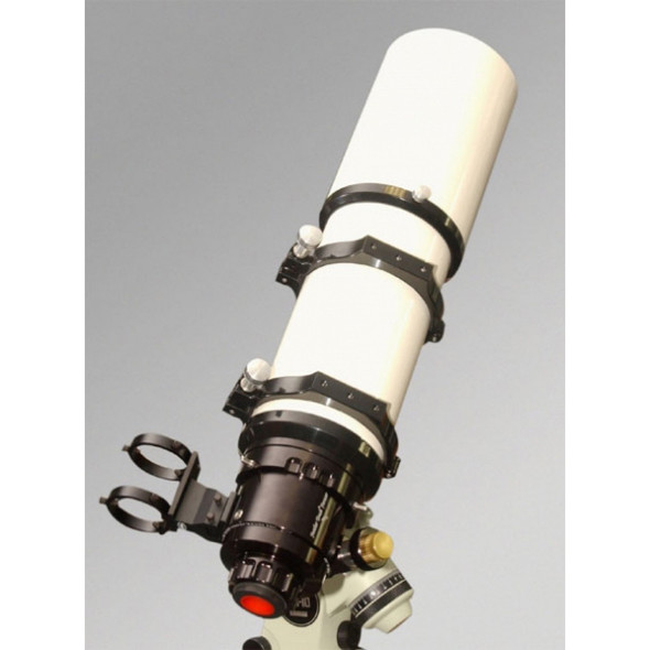 "APM LZOS 130mm F/6 Triplet APO Refractor - 3.5"" Feather Touch-1"