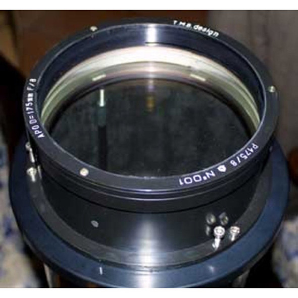 APM LZOS 175mm F/8 Triplet APO Refractor - Lens in Cell-2