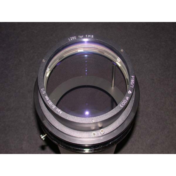 APM LZOS 180mm F/7 Triplet APO Refractor - Lens in Cell-1