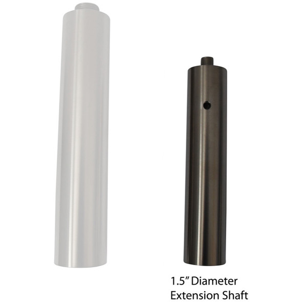 """Software Bisque 1.5"""" Paramount ME/ME II/MX/MX+/MYT Counterweight Shaft Extension -1"""