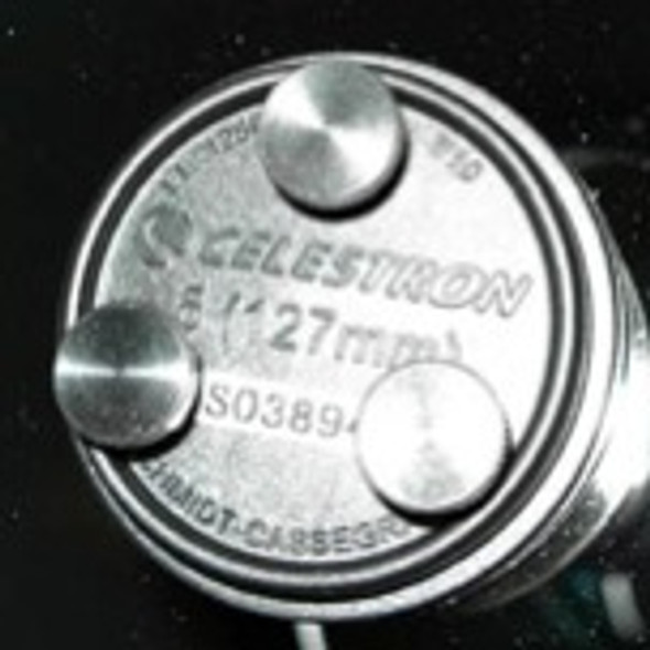 Bob's Knobs for C5 SCT Metric - Stainless Steel