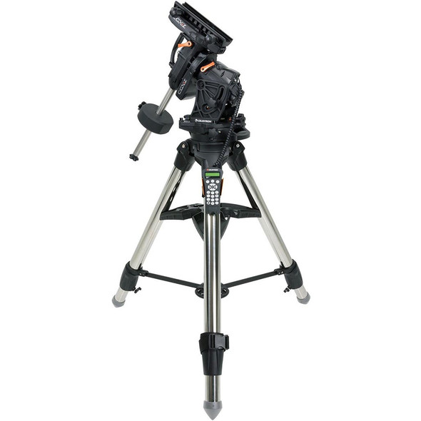 Celestron CGX-L Equatorial Mount and Tripod (91531) 1