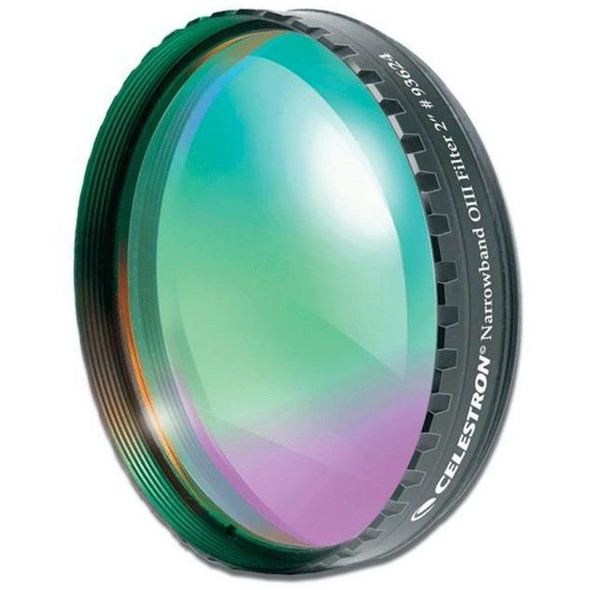 Celestron Oxygen III Narrowband Filter - 2 in (93624) 1