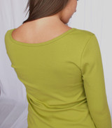 1061 Avocado Small - High Back
