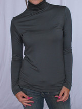 Micro Modal Turtleneck