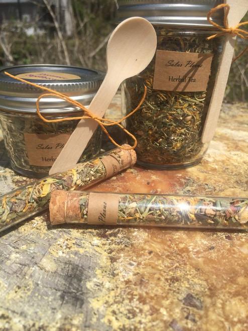 solar plexus organic herbal tea
