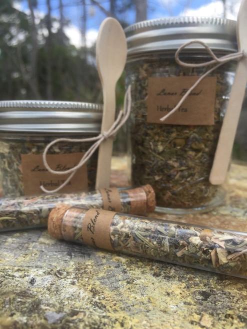 Lunar Blend Organic Herbal Tea