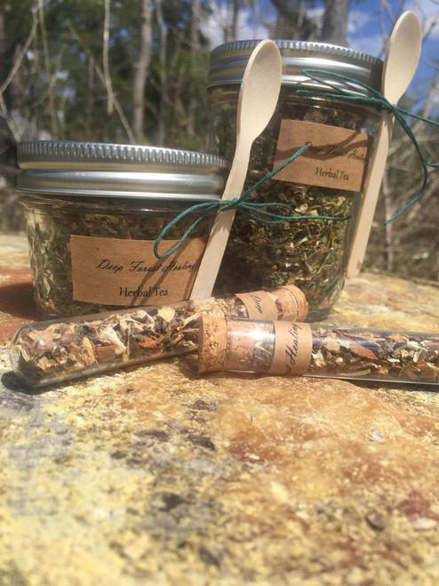 Deep Forest Healing Organic Herbal Tea