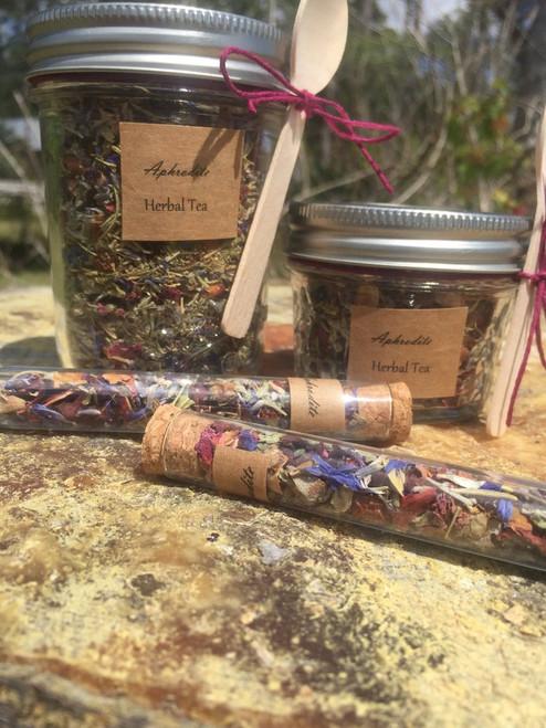 Aphrodite Organic Herbal Tea