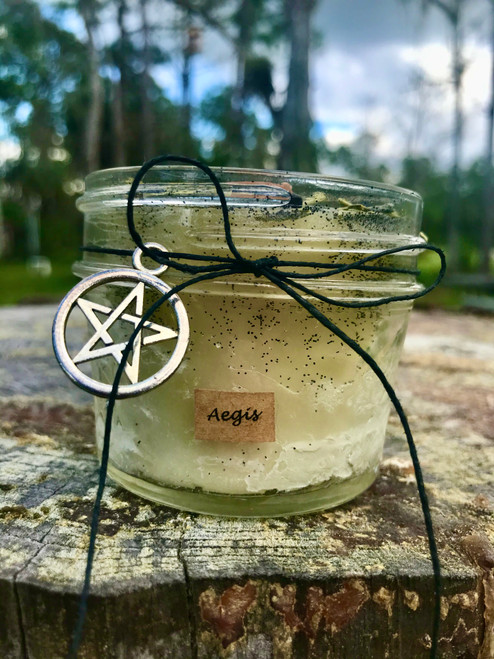 Aegis Protection Candle