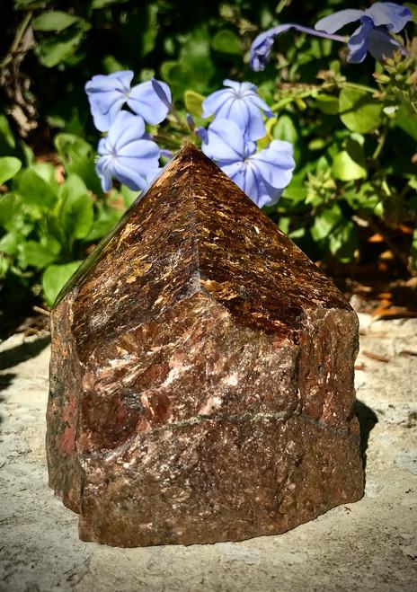 Bronzite rough tower