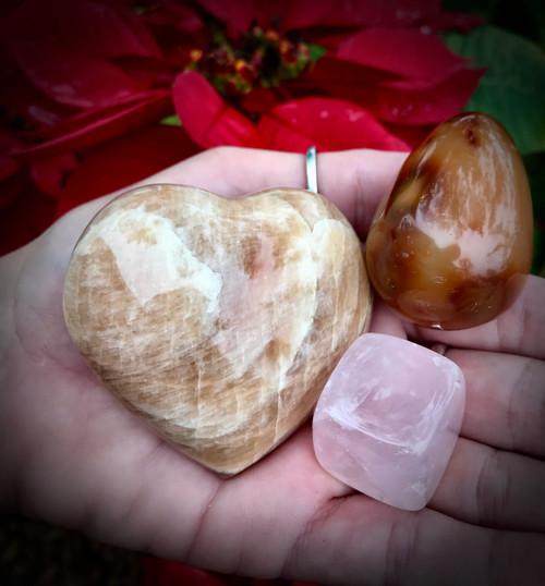 Fertility Trio Crystals