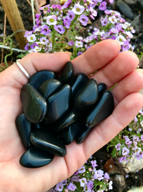 Obsidian Tumbles