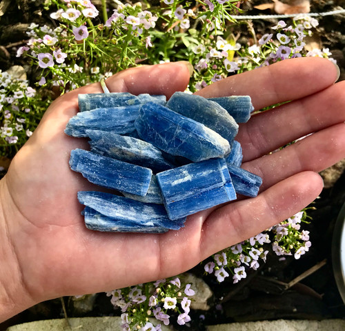 Blue Kyanite Blades