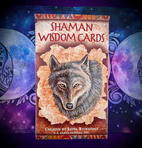 Shaman Wisdom Oracle Cards