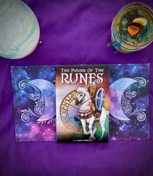 The Power of the Runes Oracle