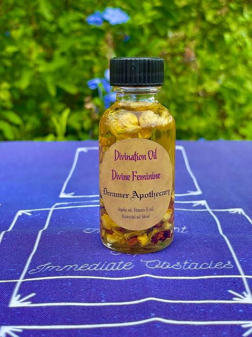 Divine Feminine Divination Oil