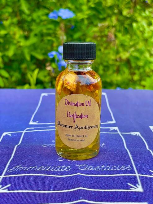 Purification Divination Oil