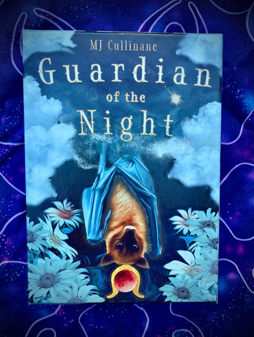 The Guardian of the Night Tarot by MJ Cullinane