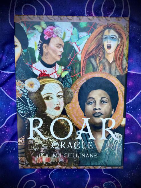 Roar Oracle by MJ Cullinane