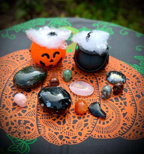 Mystery Samhain Crystal Cauldrons