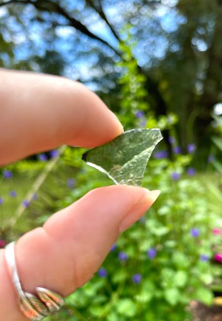 Moldavite - 1 Gram