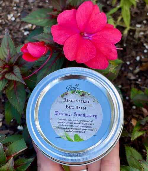 Beautyberry Bug Balm