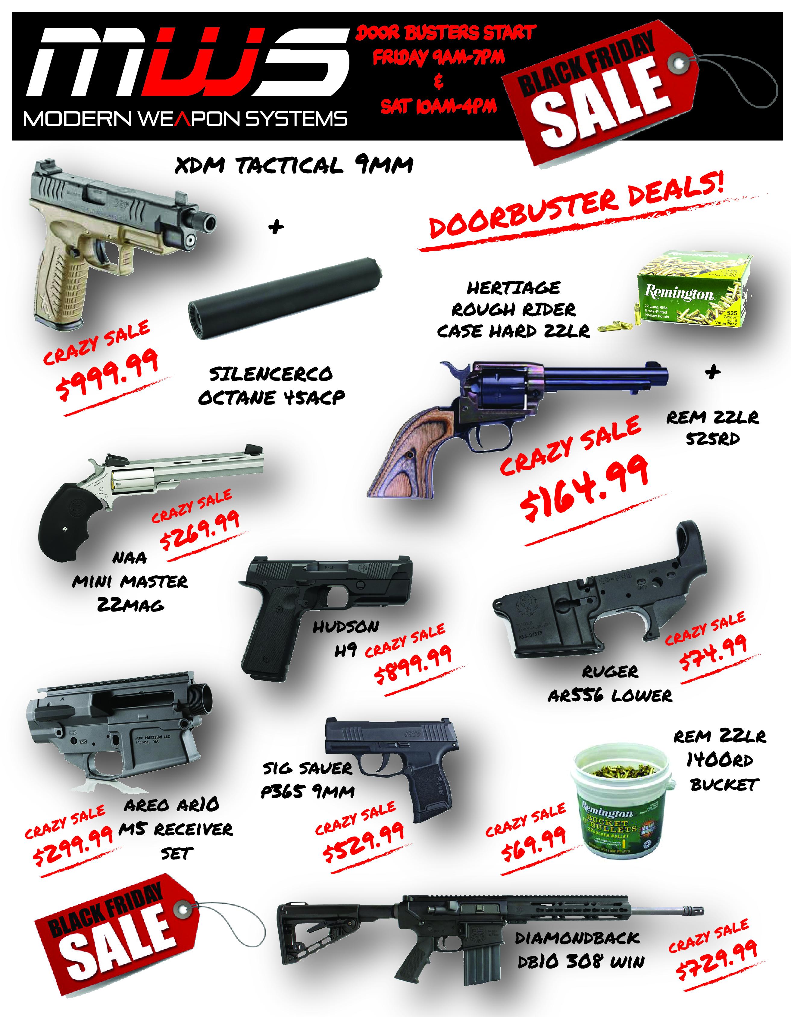 Black Friday Sale – November 28, 2014
