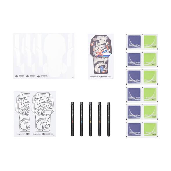 Dji, MA.00000155.01, DJI Mavic Mini DIY Creative Kit, Multi