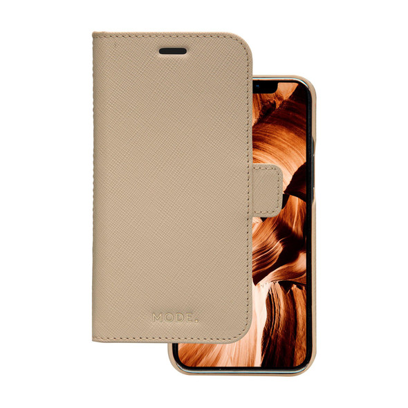 DBRAMANTE1928, NY61SASA5440, New York iPhone 12/12 Pro 6.1 Inch 2-In-1 Case, Gold