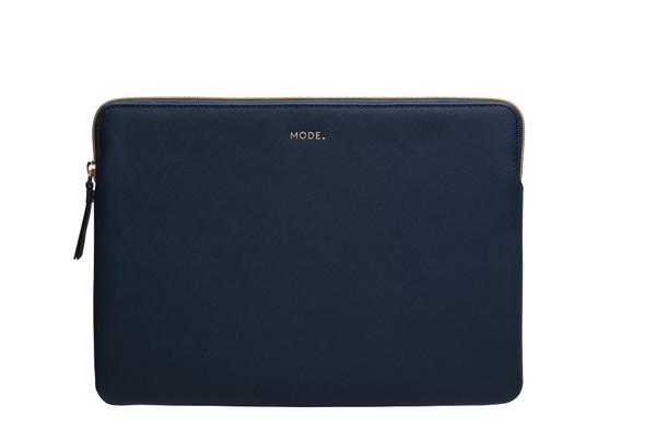 DBRAMANTE1928, PA13OCBL5445, Paris 13 Inch Laptop Sleeve Ocean Blue, Blue