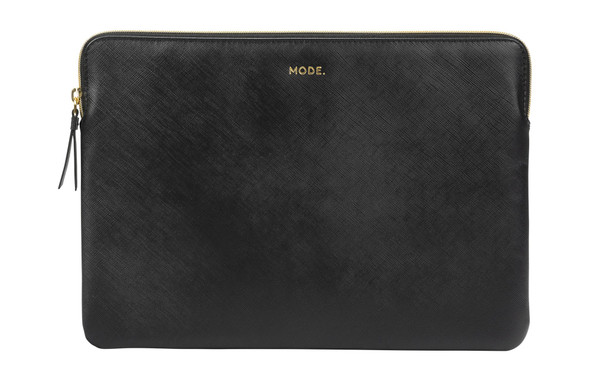 DBRAMANTE1928, PA15NIBL5385, Paris 15/16 Inch Laptop Sleeve Night Black, Black