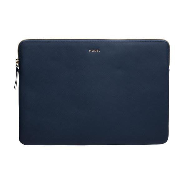 DBRAMANTE1928, PA15OCBL5448, Paris 15/16 Inch Laptop Sleeve Ocean Blue, Blue