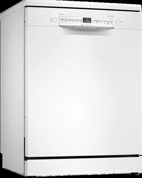 Bosch, SMS2HVW66G, Serie   2 Free-Standing Dishwasher, White