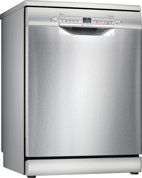 Bosch, SMS2ITI41G, Serie   2 Free-Standing Dishwasher, Silver