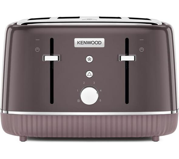 Kenwood, TFP10.A0PU, Elegancy 4 Slice Toaster, Purple