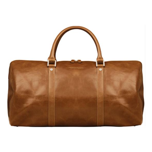 DBRAMANTE1928, WK02GT001112, Kastrup 2 Weekender Bag, Brown