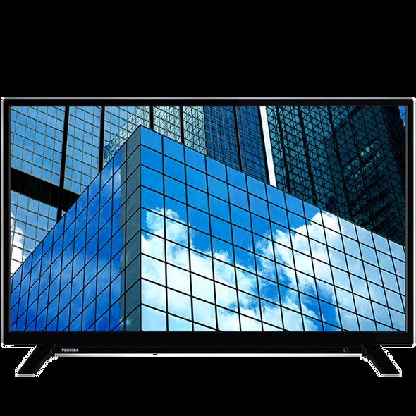 "Toshiba, 32L2063, 32"" Full HD 1080p Smart TV, Black"