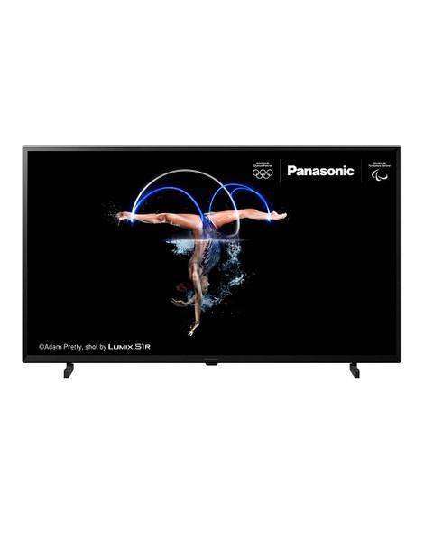 "Panasonic, TX-40JX800B, 40"" 4K UHD Android TV, Black"
