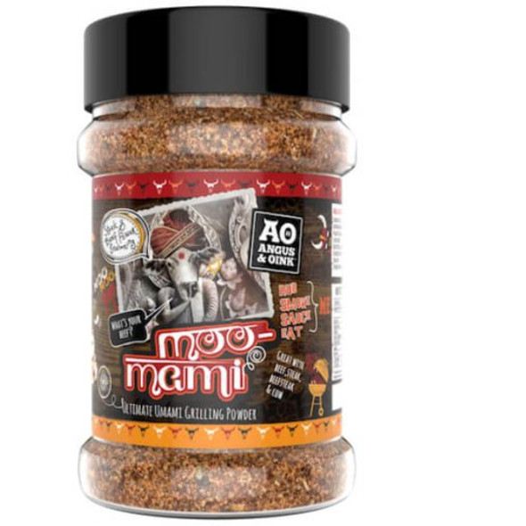 Angus & Oink,Moo Mami Grilling Powder