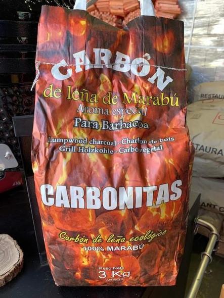 CUBAN MARABU, Carbonitas Charcoal