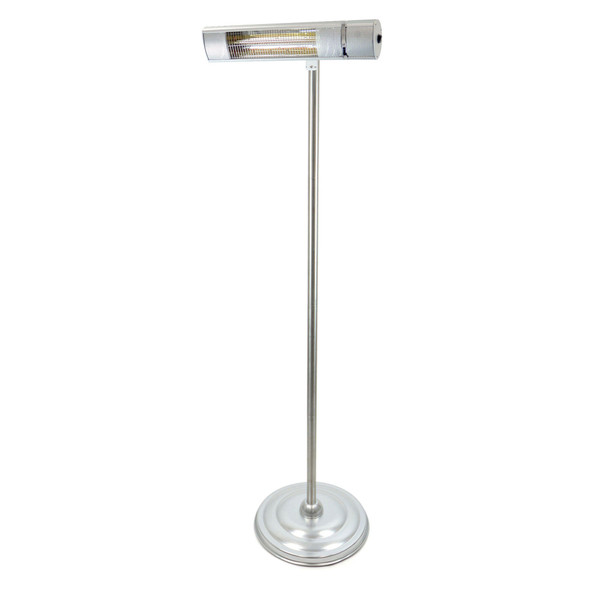 STAYWARM,012053,1500w Directional Pedestal Patio Heater with Remote