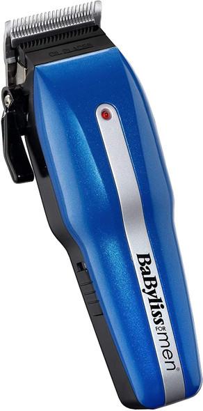 BABYLISS, 7498CU, Powerlight Pro 15 Piece Hair Clipper, Blue