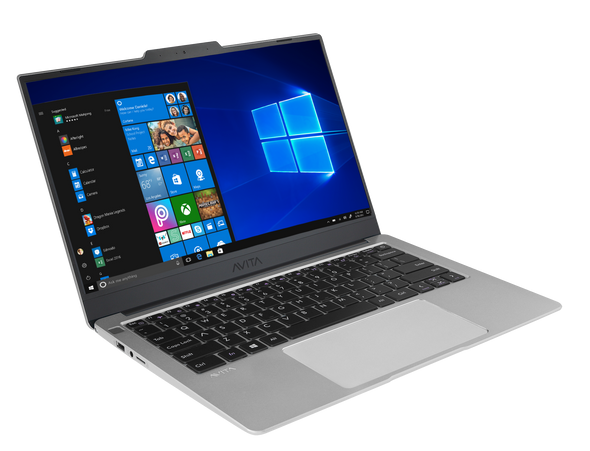 Avita, NS14A8UKU441SG, Liber V 14 Inch AMD R3 4GB/256 SSD Laptop, Grey
