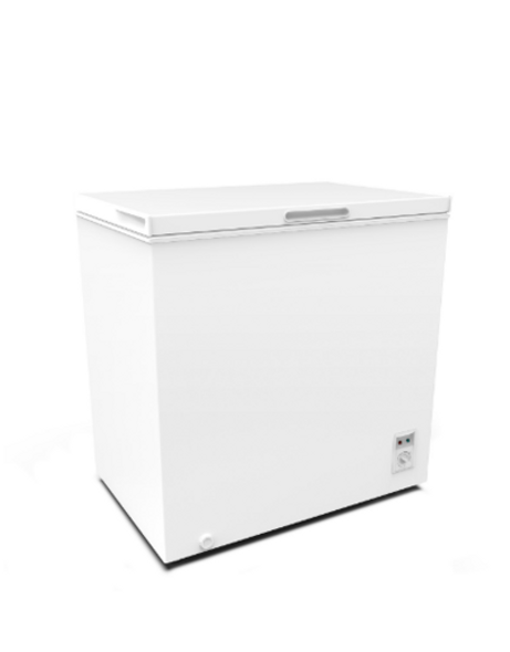 Powerpoint, P11200MEC, 2 in 1 Chest Freezer, White