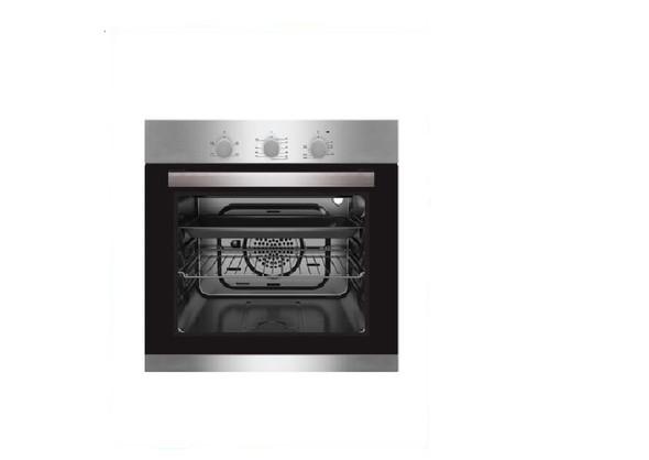 Powerpoint, P24EFSSS, Single Built In Oven, Stainless Steel