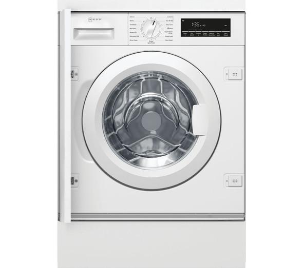 Neff, W544BX1GB, Integrated Washing Machine, White