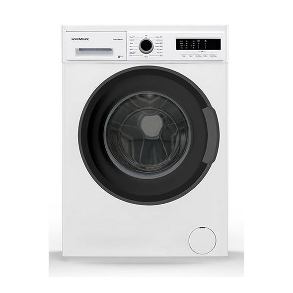 Nordmende, WMT1260WH, 6kg 1200 Spin Washing Machine, White