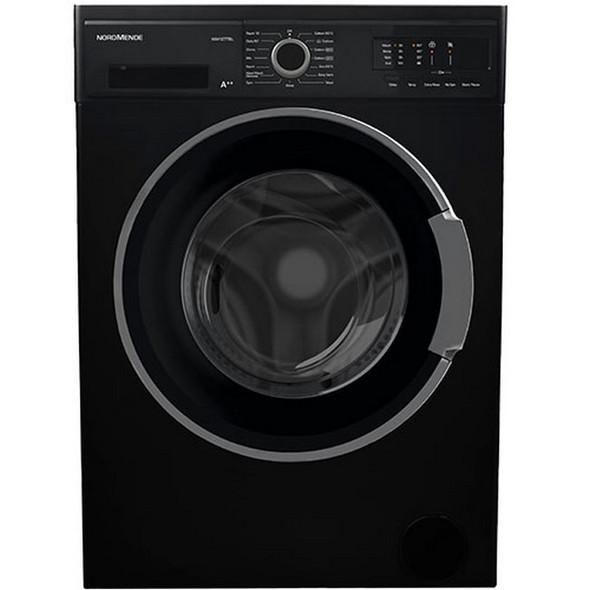 Nordmende, WMT1270BL, 7kg Washing Machine, Black